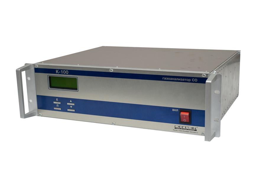 Газоанализатор угарного газа (CO) в атмосферном воздухе